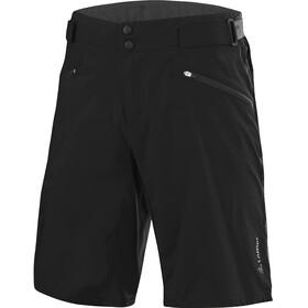 Löffler Pace CSL Shorts Ciclismo Hombre, negro